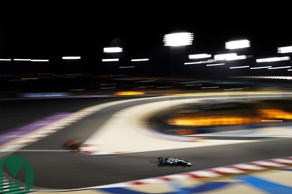 Bottas and Verstappen 2019 Bahrain F1 Grand Prix