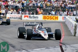 Watch Unser and Andretti clash at Long Beach