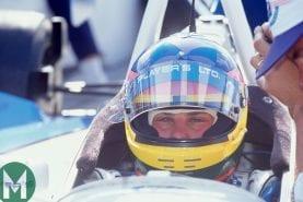 Watch Villeneuve's most dramatic Indycar win