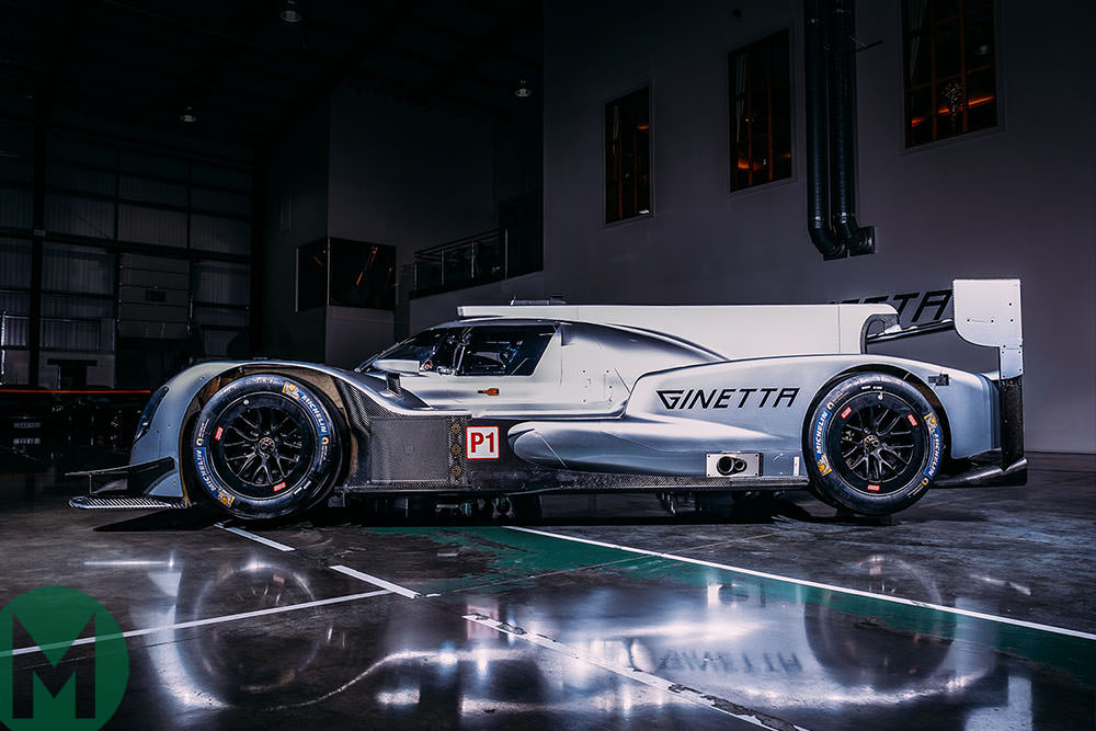 Ginetta to re-enter LMP1