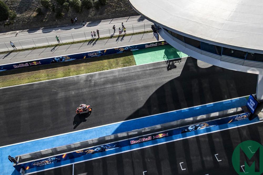 Lorenzo MotoGP 2019 Spain
