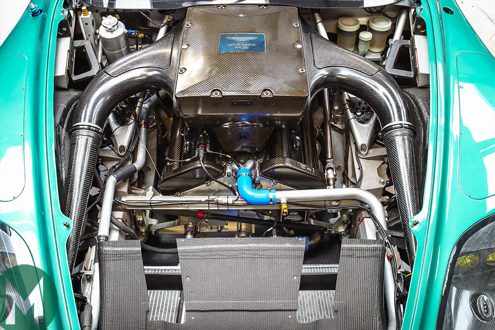 DBR9 engine