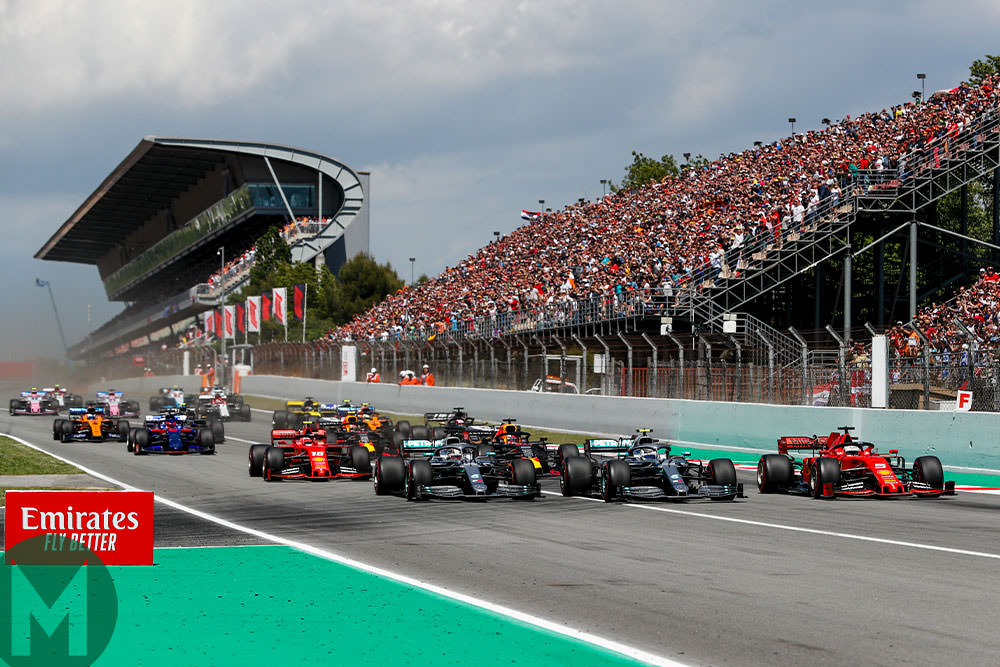 2019 Spanish Grand Prix report