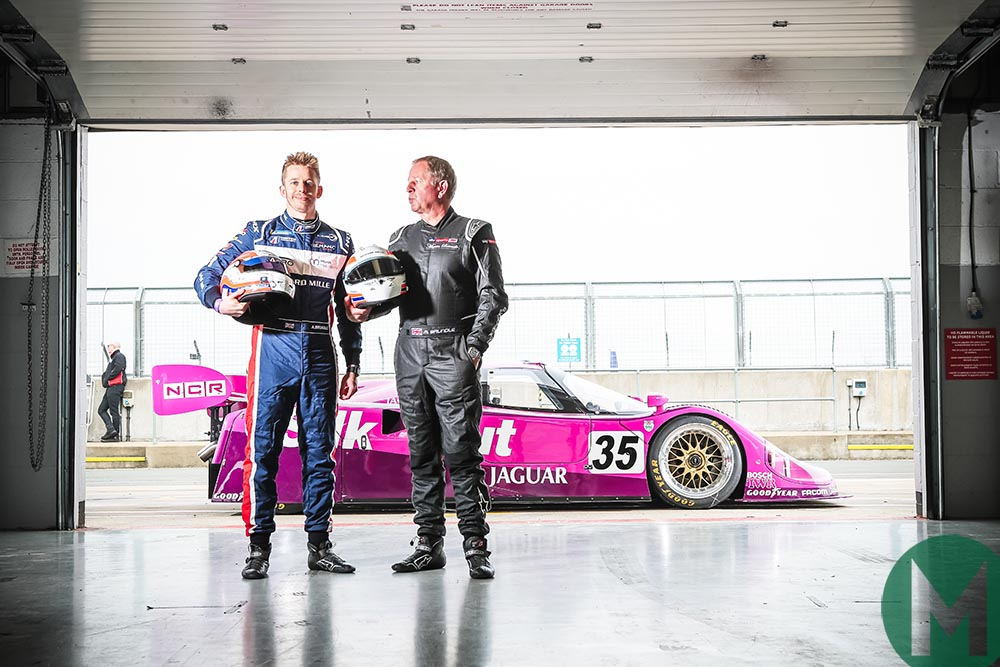 Motor Sport shop: Alex Brundle's Father's Day gifts for the dad who needs nothing