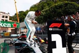 2019 Monaco Grand Prix qualifying: Ferrari trips up