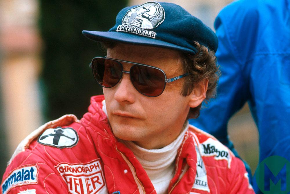 How Niki Lauda shaped his destiny