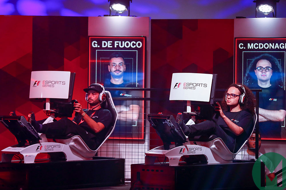 $½ million on offer as Ferrari joins F1 esports series