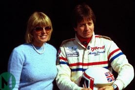 """Liz Brundle: """"My son was exposed to engine sounds, now he's a racing driver too"""""""