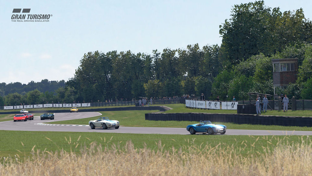 2019 Goodwood Motor Circuit GT Sport