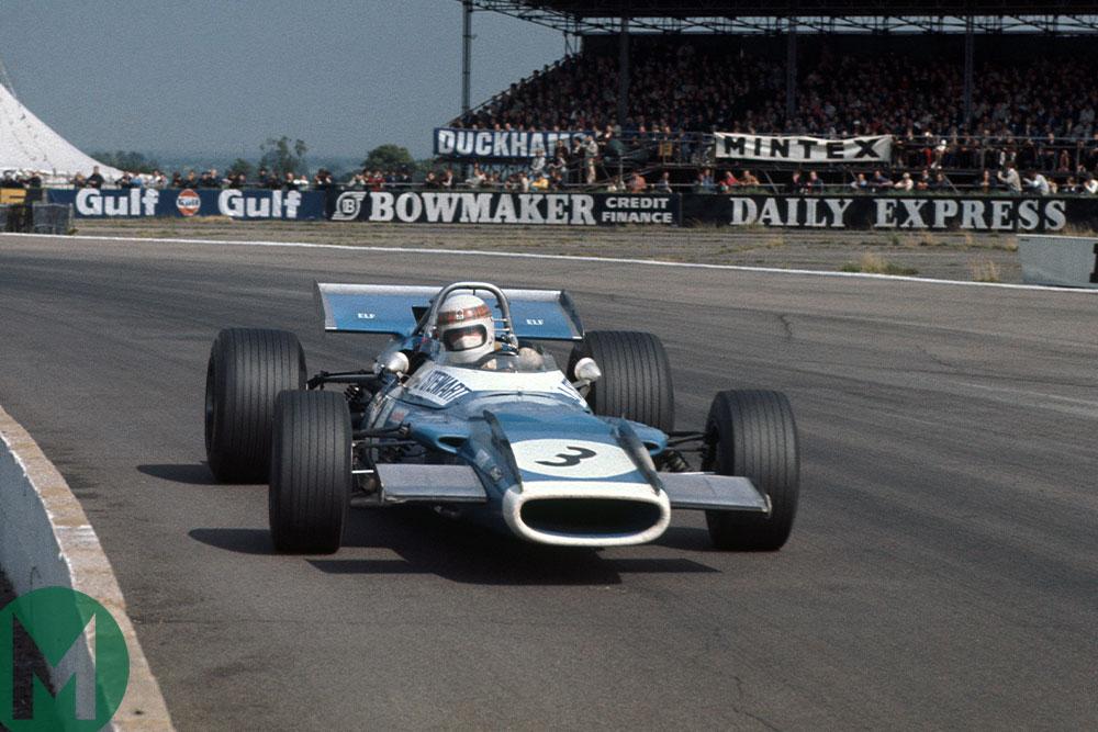 Jackie Stewart to drive F1 Matra at Silverstone Classic