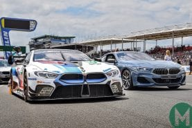 BMW to leave WEC but commits to esports