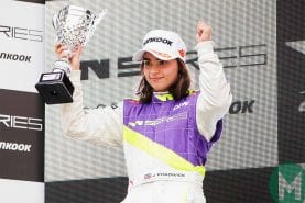 W Series leader Jamie Chadwick signs Williams F1 test contract