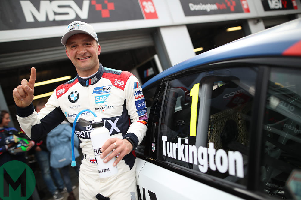 Ask Colin Turkington