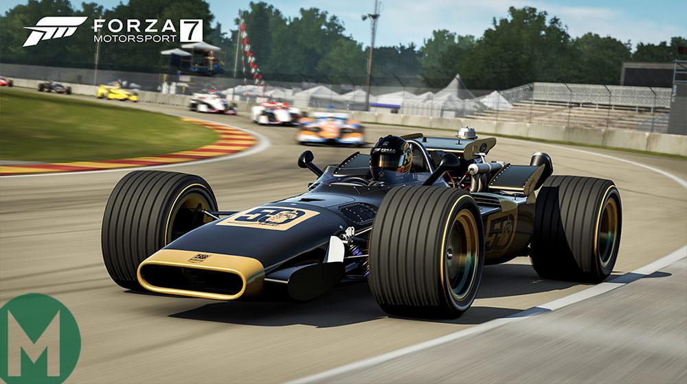 Forza Motorsport 7 IndyCar