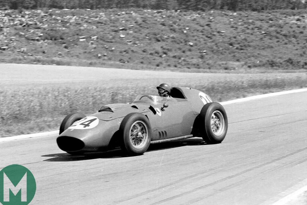 Tony Brooks 1959 Reims GP