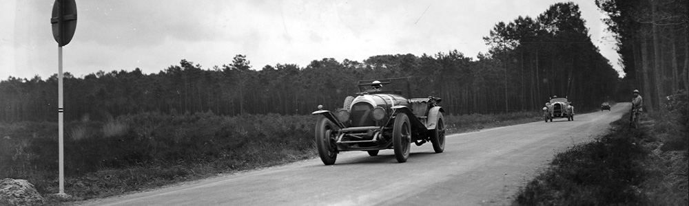 1926 Le Mans 24 Hours Bentley