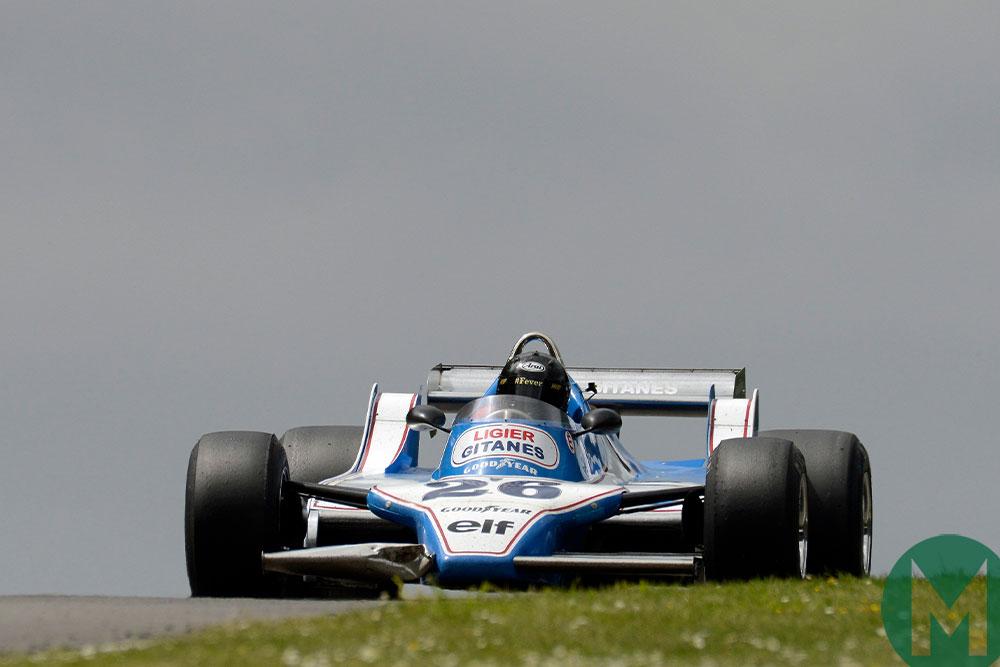 Ligier JS11 Brands Hatch May 27