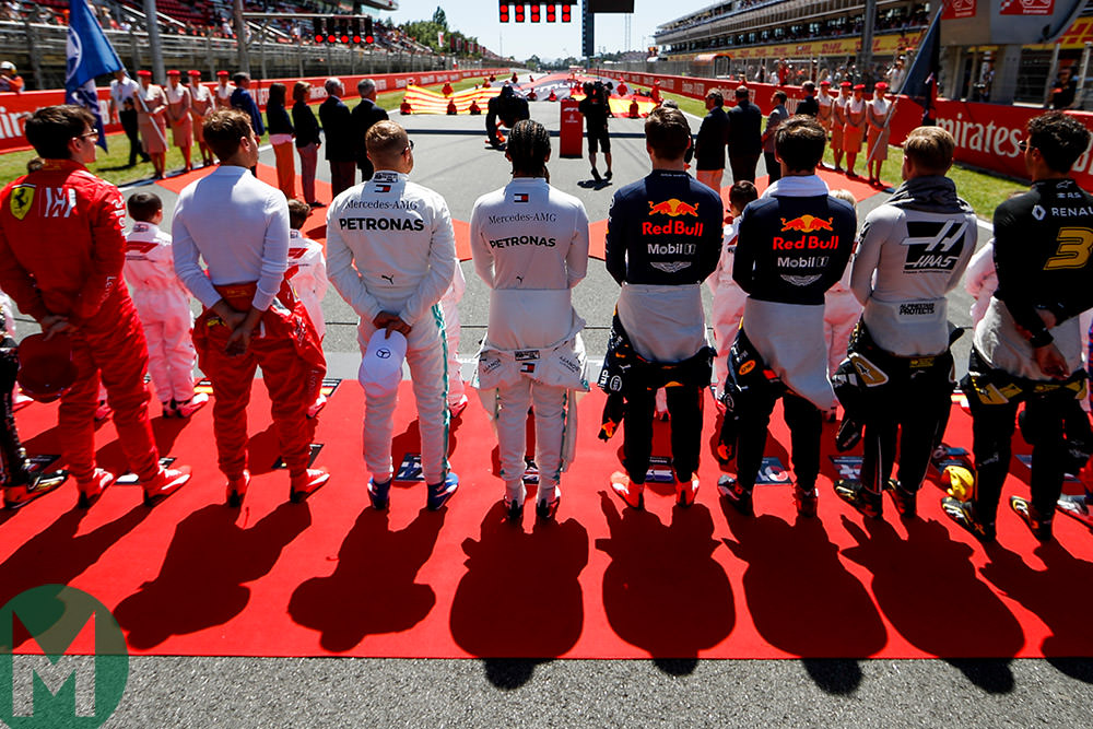MPH: 'These knots are strangling the life out of F1'