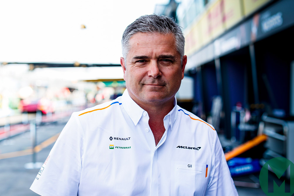 Gil de Ferran: 'Alonso is one of the best drivers who's ever lived'