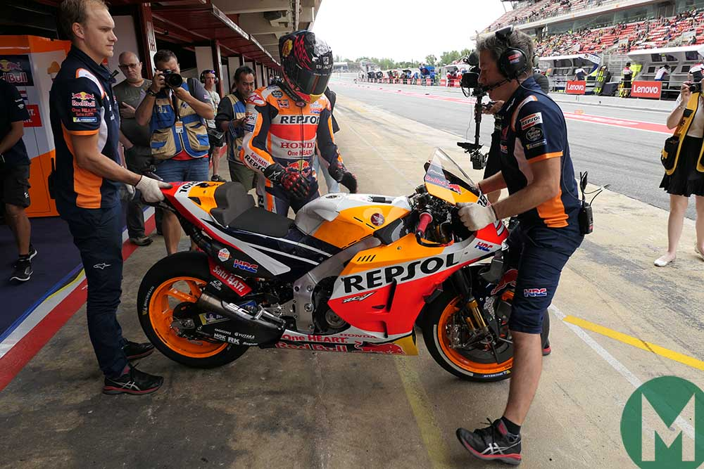 MotoGP's aerodynamic advances: wings are creating more wings