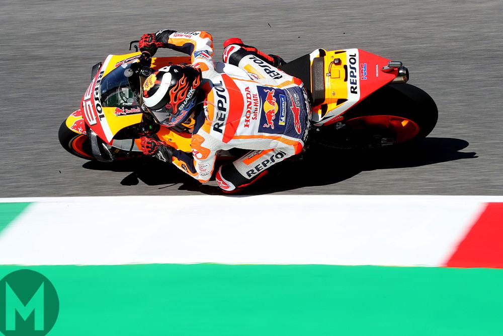 Jorge Lorenzo's next step in MotoGP recovery