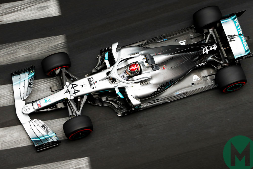 Lewis Hamilton, 2019 Monaco Formula 1 Grand Prix