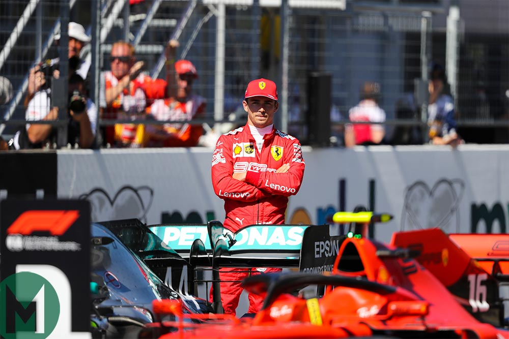 2019 Austrian Grand Prix qualifying report: Can Leclerc win from pole?