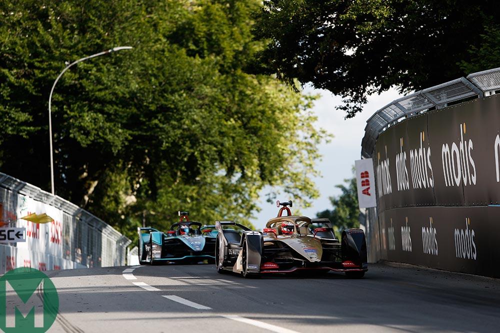 Formula E in Bern 2019