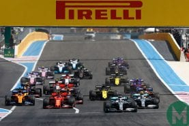 2019 Formula 1 French Grand Prix — race results