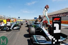 2019 French Grand Prix qualifying: Hamilton on pole with time to spare