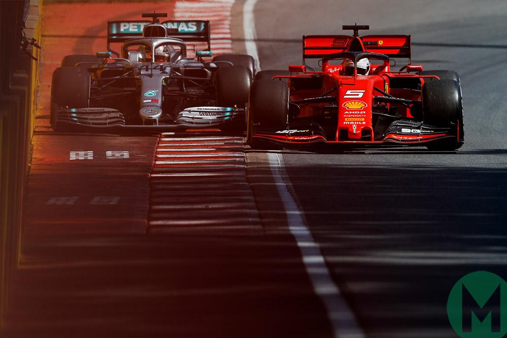 Ferrari 2019 Canadian Grand Prix penalty