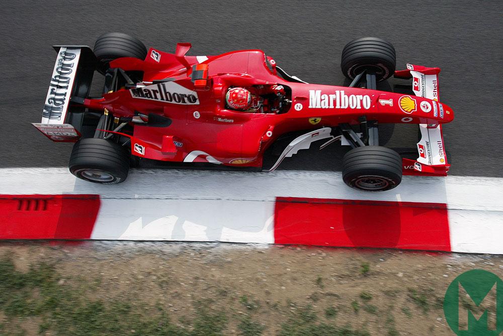 Schumacher Ferrari F1 Cars And One Offs Confirmed For Goodwood Fos Motor Sport Magazine