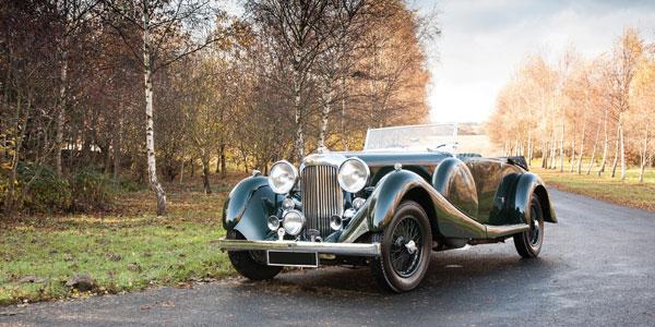 For auction: 1936 Lagonda LG45 | Sponsored