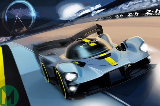 New hypercar regs to pit Toyota vs Aston Martin Valkyrie at Le Mans in 2021