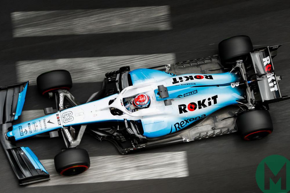 Williams 2019 Monaco Grand Prix