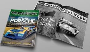 Write for Motor Sport: staff writer