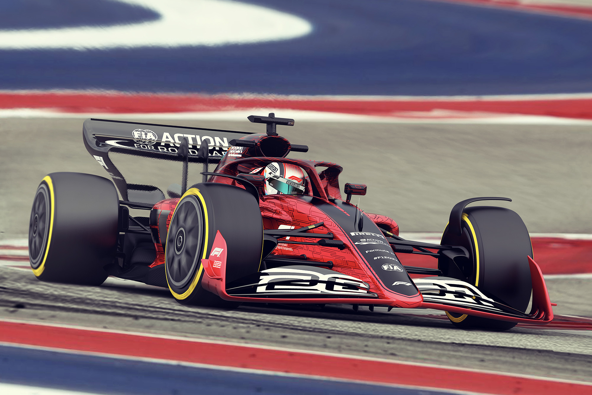 Behind The Scenes Of F1 S New 2021 Rules And Why They Could Work Motor Sport Magazine