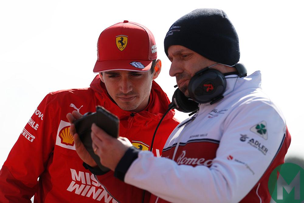 Might Alfa man Simone Resta take Charles Leclerc to F1 glory at Ferrari?