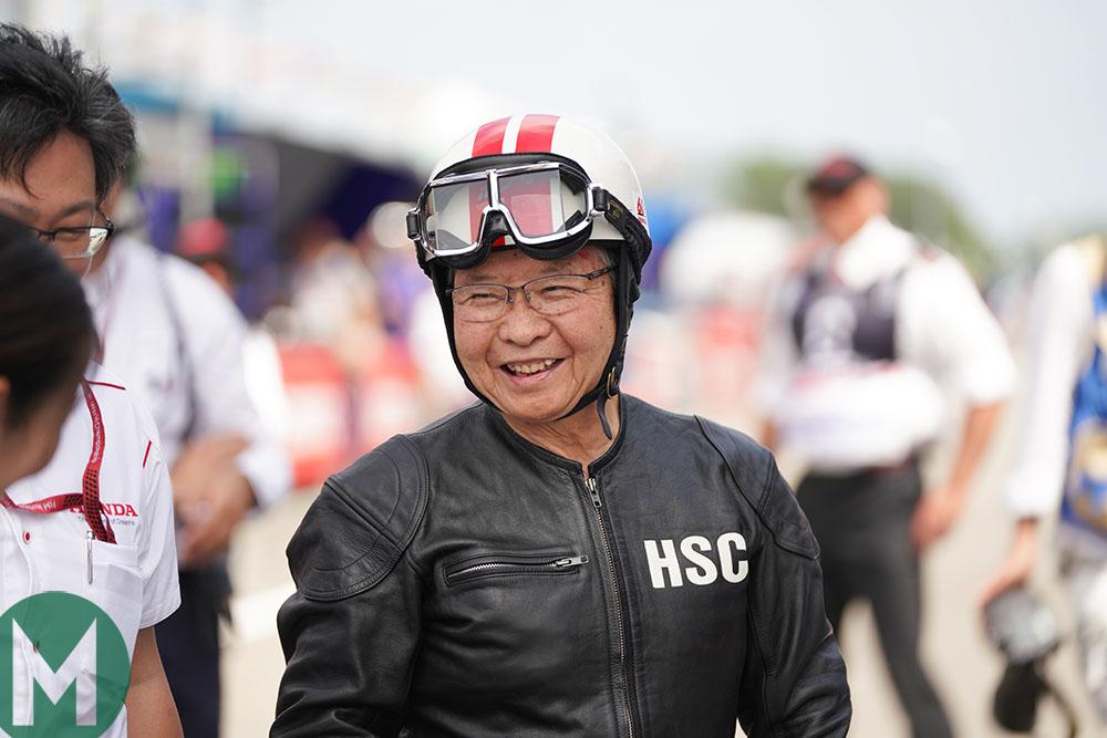 Kunimitsu Takahashi at the 2019 Dutch TT in Assen