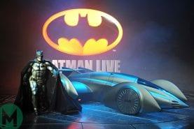 "Gordon Murray's Batmobile: ""I just let my imagination run wild"""