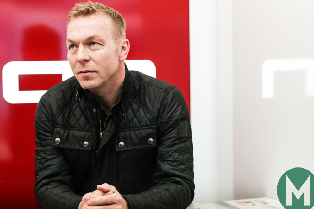 Sir Chris Hoy: I'm hooked on rallycross