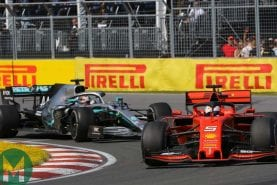 Mercedes and Ferrari confirmed for second series of F1: Drive to Survive on Netflix