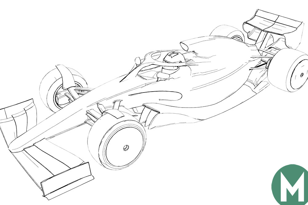 F1 and the FIA have revealed their proposed 2021 blueprint