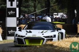 The sports cars & extreme racers revealed at the 2019 Goodwood Festival of Speed