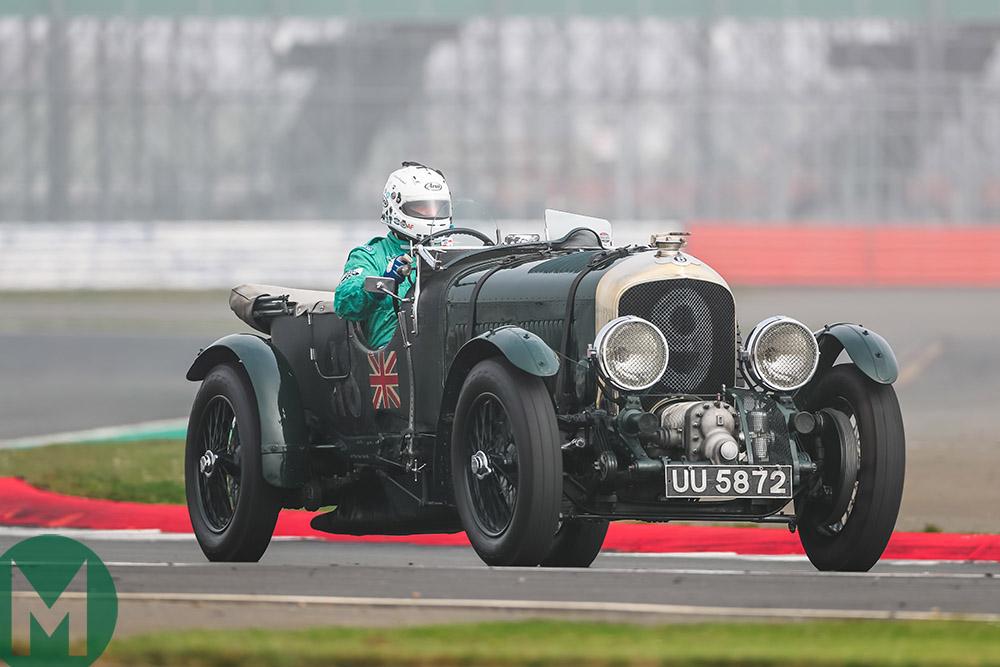 Sir Henry Birkin's Bentley Blower