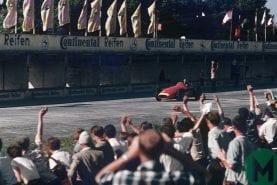 Watch Juan Manuel Fangio's greatest victory – the 1957 German Grand Prix