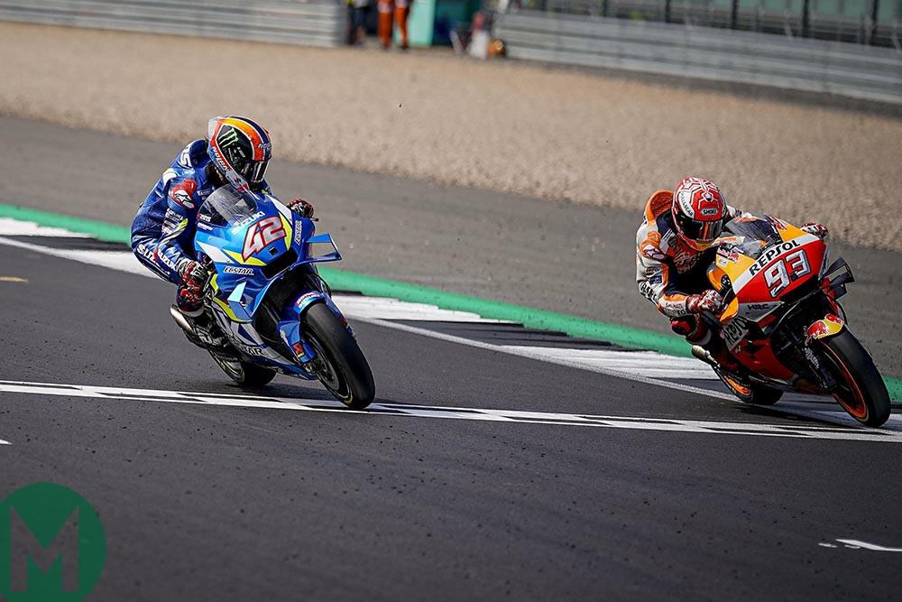 2019 MotoGP British Grand Prix: How Rins beat Márquez