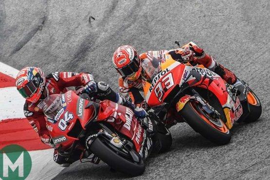 2019 MotoGP Austrian Grand Prix: Dovi sweeps executioner's axe