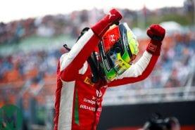 Mick Schumacher's modest start to Formula 2