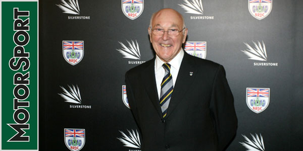 Murray Walker podcast: Royal Automobile Club Talk Show